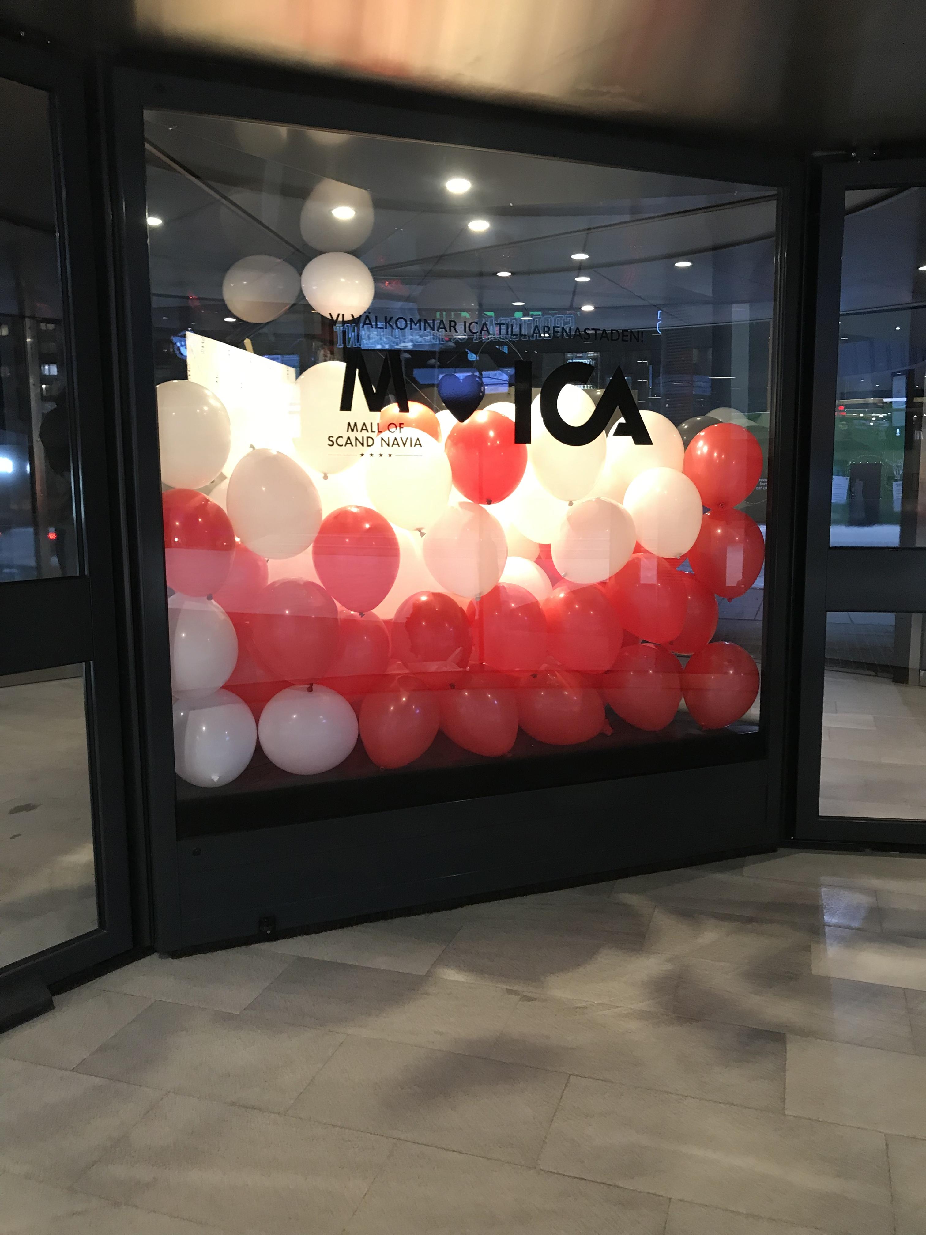 ballonger mall of scandinavia