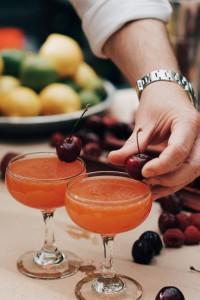 Daiquiri med jordgubb Fotograf: Robin Bruhn