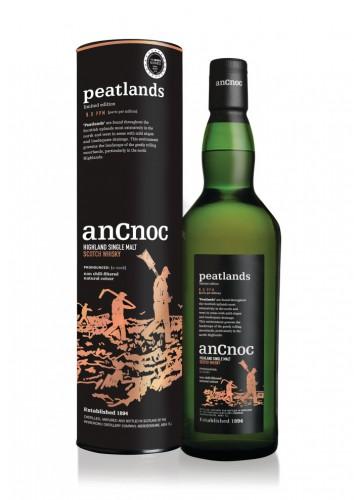 anCnoc lanserar ytterligare en rökig whisky!