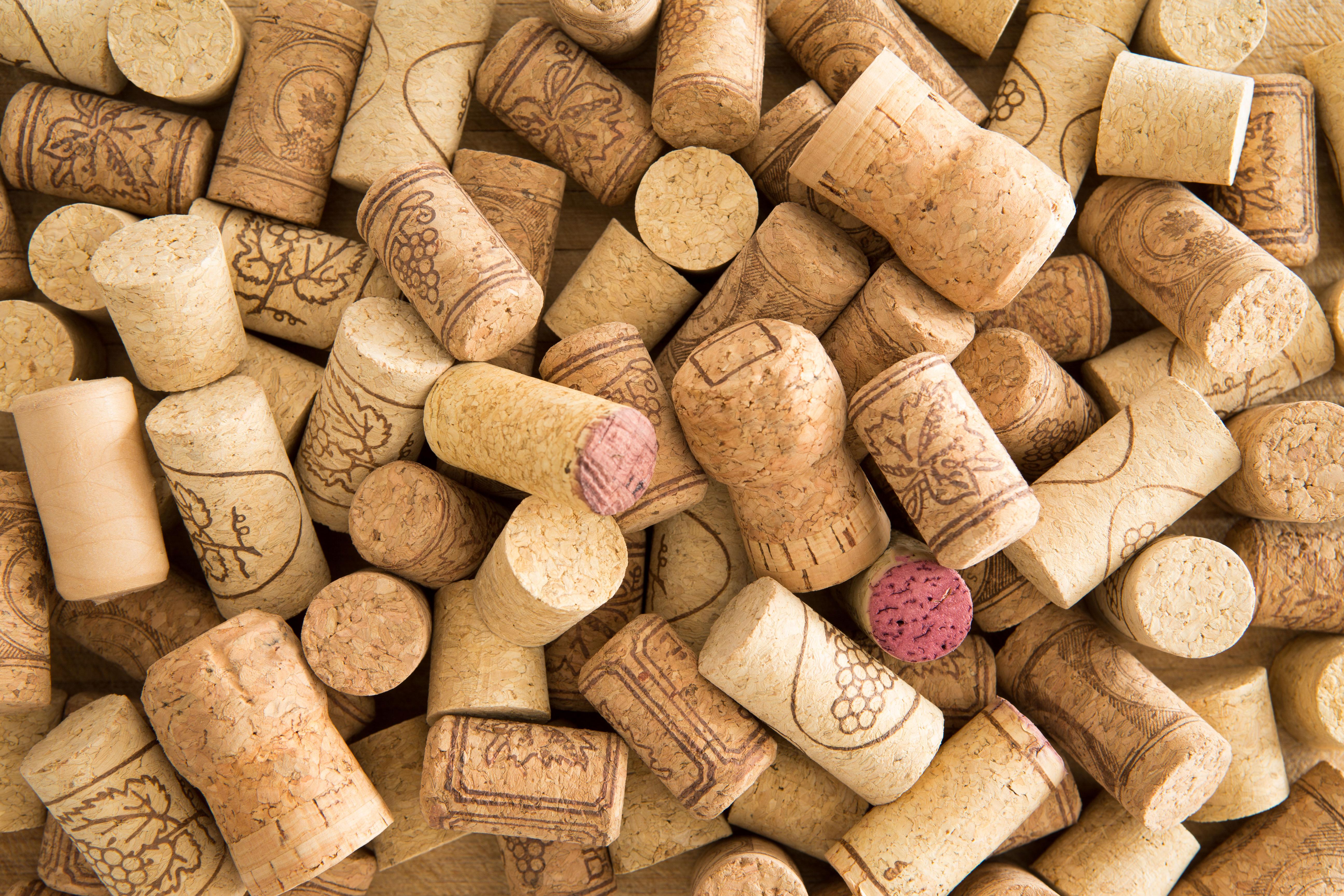 vin kork