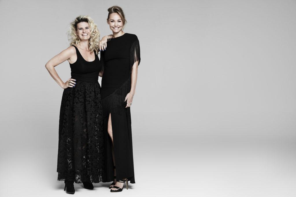 KristallenKanal 5På bilden: Christine Meltzer och Carina Berg.Foto: Magnus Ragnvid/Kanal 5Prod. år: 2016