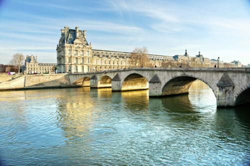 Louvre Pont Royal